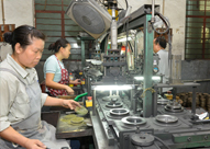 特锐达机电生产基地